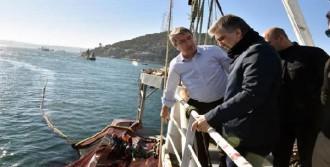 'Arkadaşlar Balık Avına Davet Ettiler'