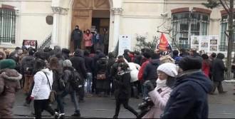 'Charlie Hebdo' Saldırısına Protesto