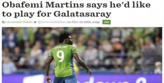 'Galatasaray'da Oynamak İstiyorum'