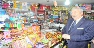 Esnaf Marketlerle Başa Çıkmakta Zorlanıyor