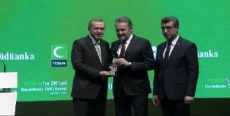 'Yeşilay En'leri 2015 Ödül Töreni'
