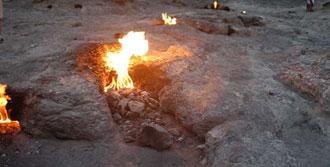 Yanartaşın 2500 Yıllık Sırrı Çözüldü