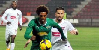 Gaziantepspor-Akhisar Belediye: 1-0