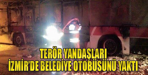 İzmir'de Terör Provokasyonu