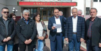 CHP Tunceli'den Suç Duyurusu