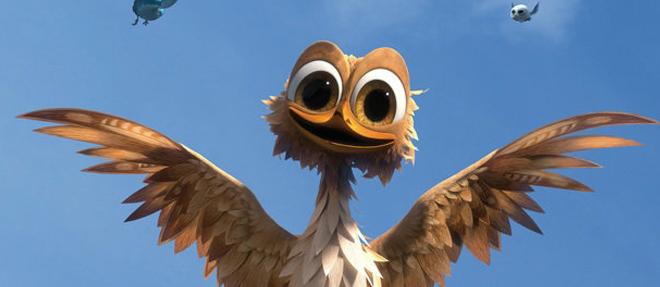 'Minik Kuş' Vizyonda