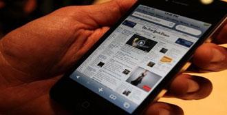 Mobil İnternet Kullanımı Arttı