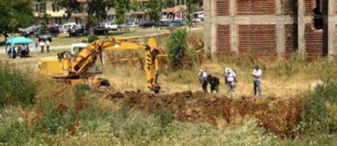 Kosova'da Toplu Mezar İddiası