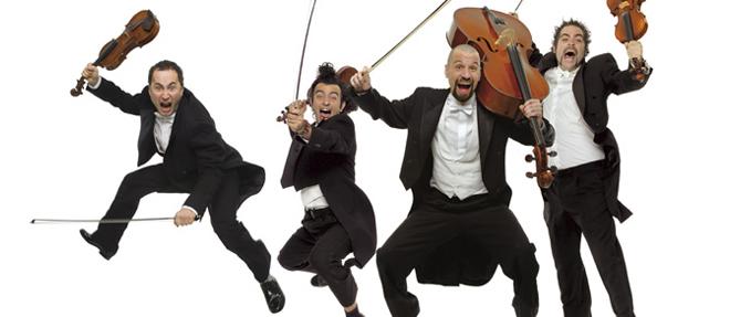 Paganini Mersin'de