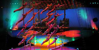 Cirque du Soleil Geliyor