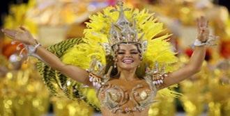 Rio'da Karnaval Başladı