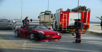 Kaza Yaptı '110 Km Hız Normal' Dedi