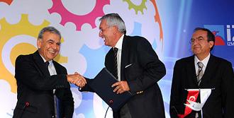 İEF-Tansaş İşbirliği Rekor Hedefliyor