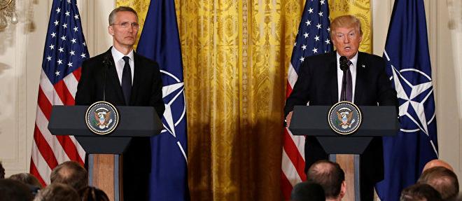 Trump: Artık Bu İç Savaşı Bitirme Vakti Geldi
