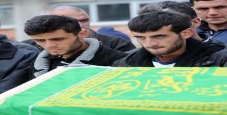 Talihsiz İşçi Samsun'da Toprağa Verildi