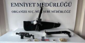 4 İlçede Silah Kaçakçılığı Operasyonu