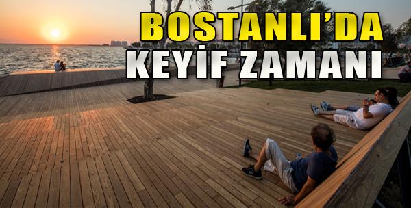 Bostanlı'ya Yeni Çehre
