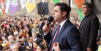 Demirtaş'tan Diktatör Göndermesi