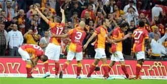 Galatasaray'ın 11'i Belli Oldu