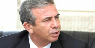 'Mansur Yavaş Ankara'ya Hayırlı Olsun'