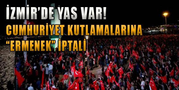 İzmir'de Sadece Fener Alayı!