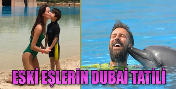 Ebru Şallı ile Harun Tan Dubai'de