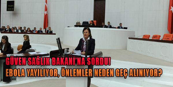 'Türkiye'de Vakalar Artıyor'