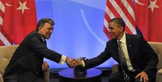 Gül'den Obama'ya Mektup
