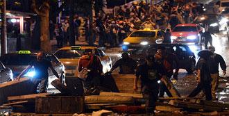 Başkentte Yine Polis Müdahalesi
