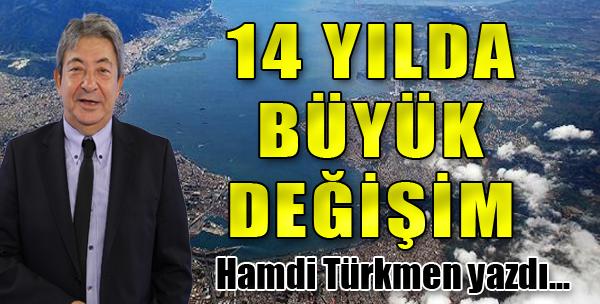 'İzmir Artık Kanatlanmıştır'