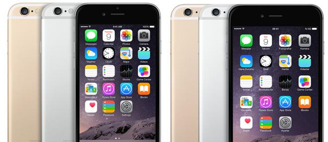 iPhone 6 Türkiye Fiyatı