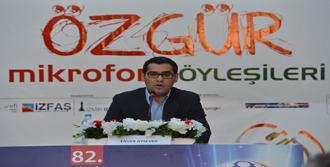 Enver Aysever İzmirlilerle Buluştu