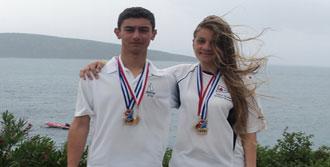Foçalı Yelkenciler Şampiyon Oldu!