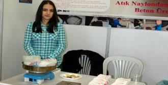 Liselilerden Pet Şişeden Tuğla Projesi