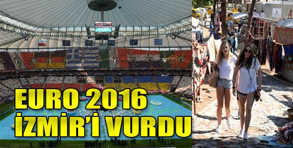 İzmir Turizmine Şampiyona Balta Vurdu