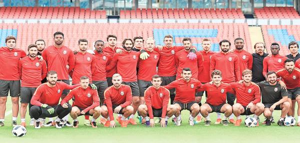 Galatasaray Dengeyi Sağladı