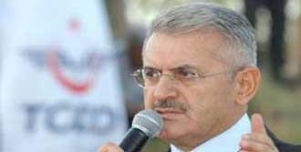 Bakan'ı Kızdıran İstasyon Krizi