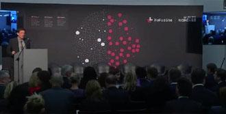 Mustafa Koç Davos'ta Anıldı