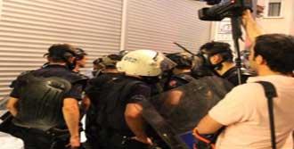 Polis'ten Salıcı'ya Sert Tepki