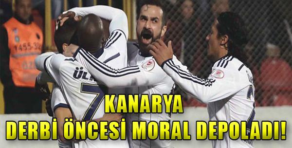 Mersin İdmanyurdu 1-2 Fenerbahçe