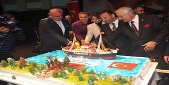 Atatürk'ün Doğum Günü Pastası Kesildi