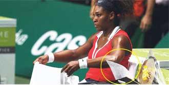 Serena'nın Büyük Sırrı