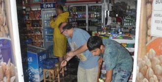 Çanakkale'de Yağmur Hayatı Felç Etti