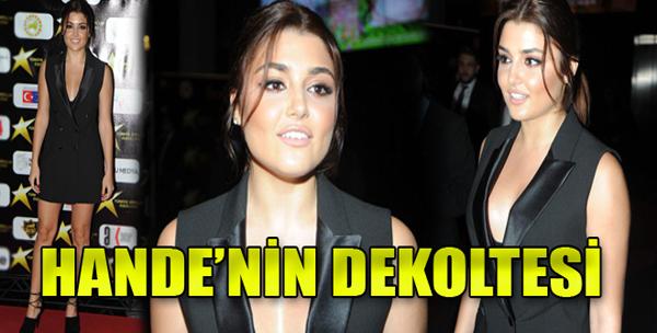 En İyi Kadın Oyuncu: Hande Erçel