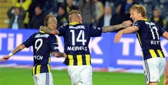 Fenerbahçe'nin Avrupa Mesaisi