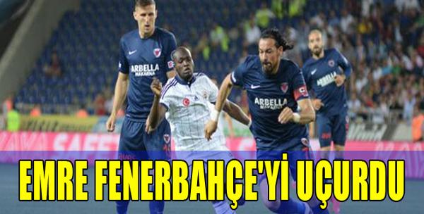 M.İdman Yurdu:0 - Fenerbahçe:1