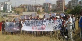 ODTÜ'de Direniş Çadırları Kuruldu
