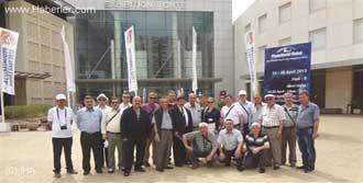 Sanayiciler Dubai Fuarı'na Katıldı