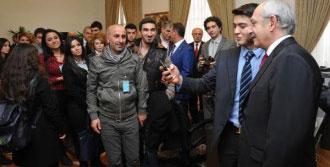 Kılıçdaroğlu, Munzur Üniversitesi Öğrencileriyle