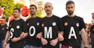Bursa'da Sessiz Yürüyüş